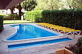 Hotel Olympus - Vilamoura, 1989 - Second Swimming Pool