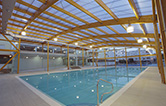 My Center - Tennis Court, Covered Swimming pool, heating system - Montenegro - Faro, 2011