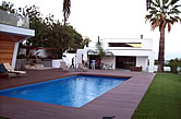 Private Swimming Pool - Moncarapacho, July 2014