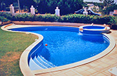 Vilamoura, 1991 - Private swimming pool