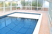 Albufeira, 2008 - Telescopic and floating cover, heating system, counter-current swimming and hydro massage